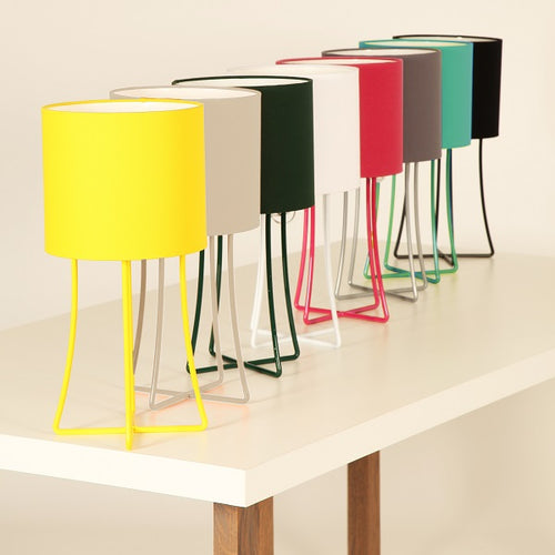 Jasper Table Lamp With Matching Shade - Lighting.co.za