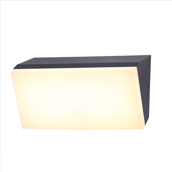 LUNA SMD 12W LED HORIZONTAL BULKHEAD - Lighting.co.za