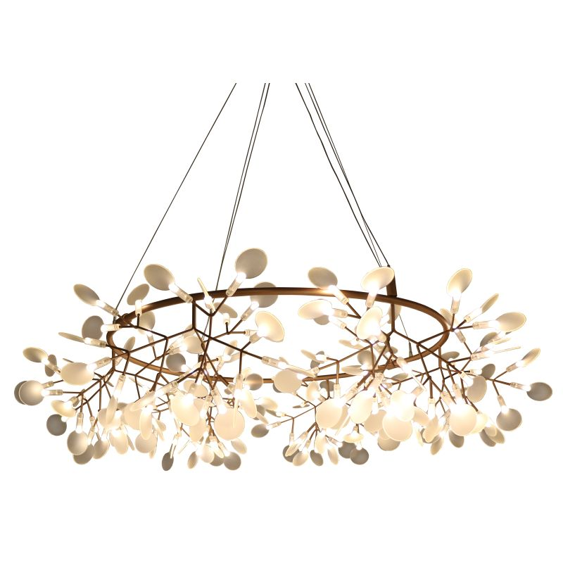 Leaf LED Round Pendant Light - Lighting.co.za