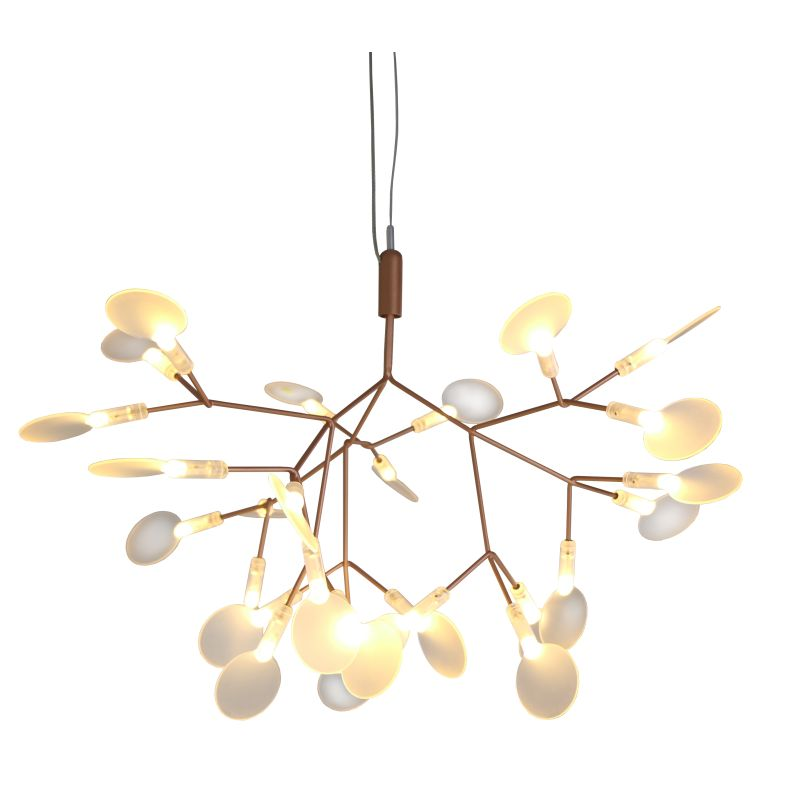 LEAF LED PENDANT RANGE 3 SIZES - Lighting.co.za