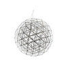 Tangle Stainless Steel LED Fuse Medium Pendant Light 2 Options - Lighting.co.za