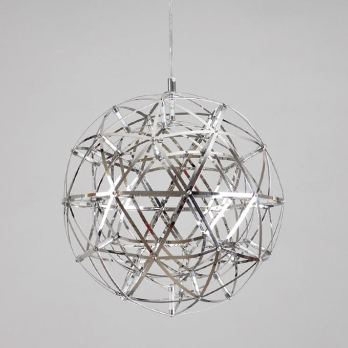 Tangle Stainless Steel LED Fuse Small Pendant Light 2 Options - Lighting.co.za