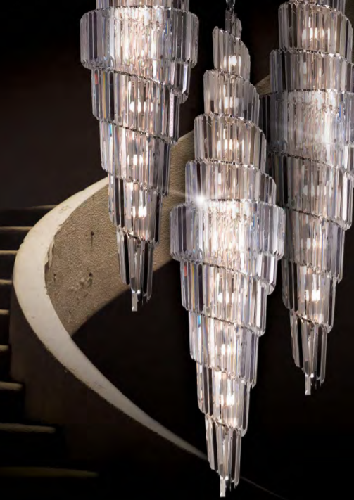 CAROUSEL CRYSTAL CHANDELIER - Lighting.co.za