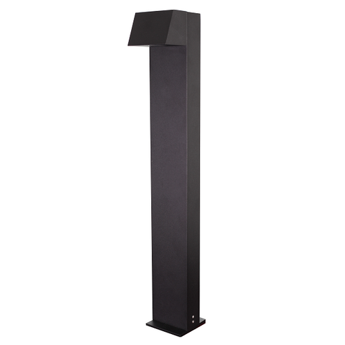 Melino Black 5 Watt LED Outdoor Bollard Light - Lighting.co.za