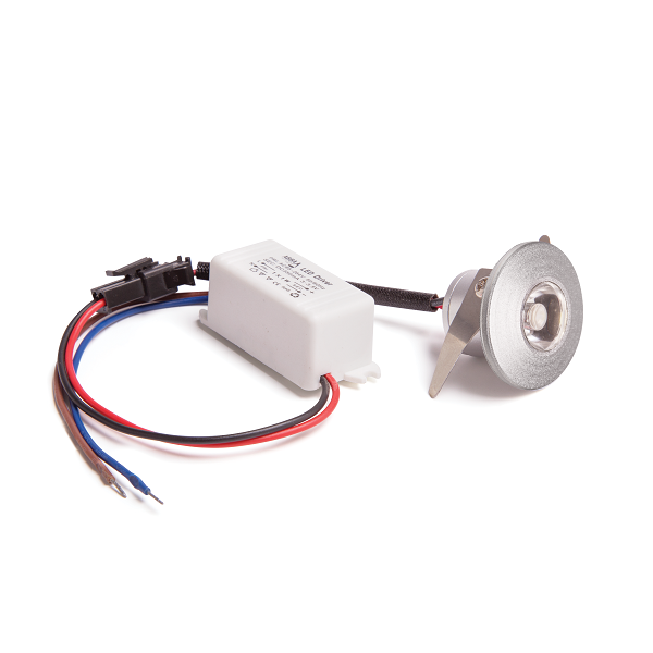 Galaxy 1W COB LED 3000K | 6000K Indoor Star Downlight - Lighting.co.za