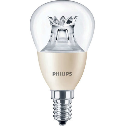 Philips E14 Master 4W GLS LEDLuster Diamond Spark Dimmable Bulb - Lighting.co.za