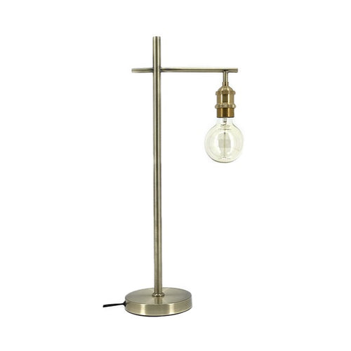 Lane Black or Antique Brass Vintage Desk Lamp - Lighting.co.za