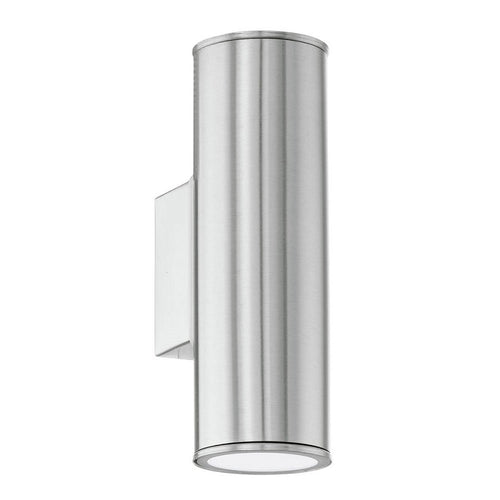 Riga Stainless Steel Up Down Outdoor Wall Light - Lighting.co.za