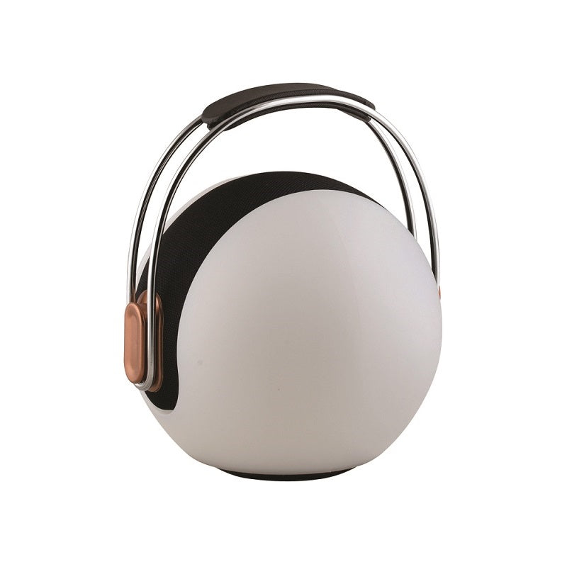 Mooni Music Ball Lantern Speaker With Metal Handle - Lighting.co.za
