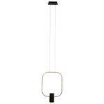 SKY SQUARE LED PENDANT NON DIM 2 SIZES - Lighting.co.za