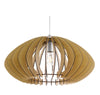Cossano Curved Wooden Pendant Light - Lighting.co.za