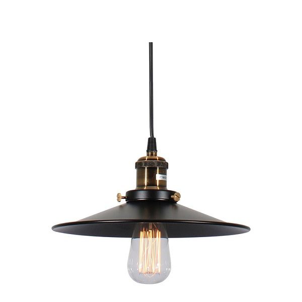 Hinkley Black And Brass Vintage Pendant Light - Lighting.co.za
