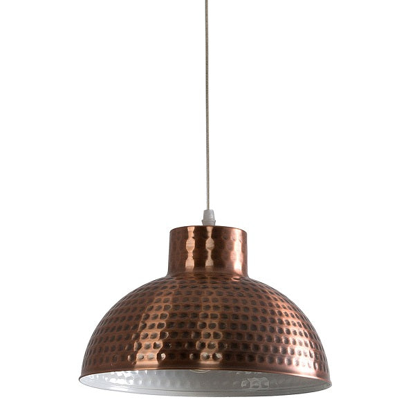 BROOKS COPPER PENDANT