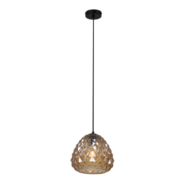 Colmar Prism Glass Shade Pendant Light - Lighting.co.za