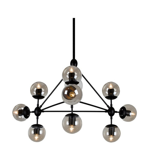 Atom Minsk 10 Light Molecule Pendant Light Available In 3 Options - Lighting.co.za