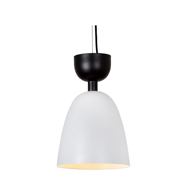 Holly Nordic Black And White Pendant Light - Lighting.co.za