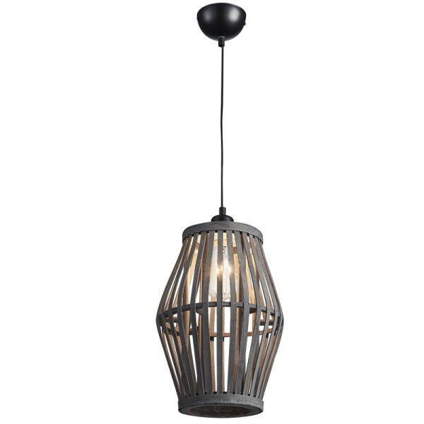 Bali Natural Rattan Pendant Light - Lighting.co.za
