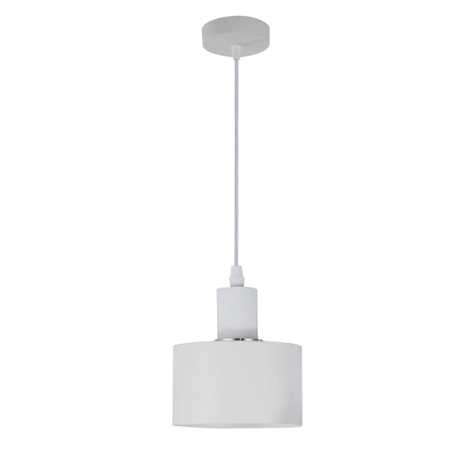 Manor Black Or White 1 | 3 Light Pendant Light - Lighting.co.za