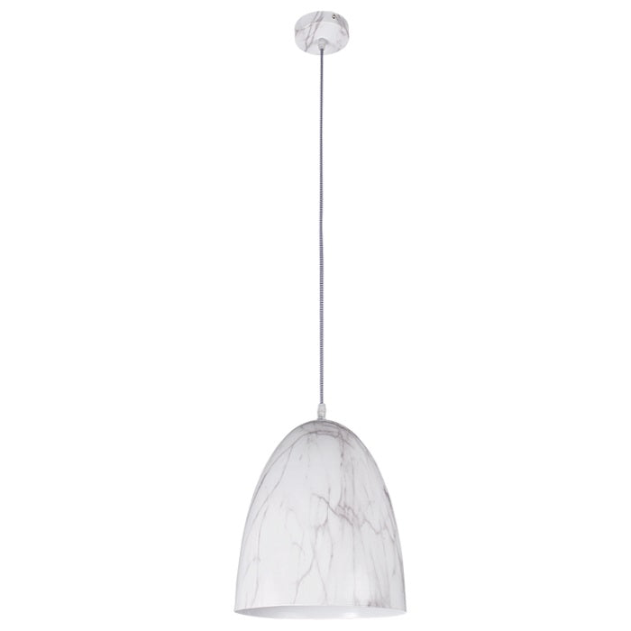 CILLA MARBLE FINISH METAL PENDANT - Lighting.co.za
