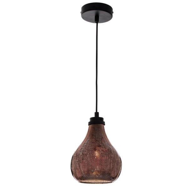 Madison Glass Pendant Light 3 Options - Lighting.co.za