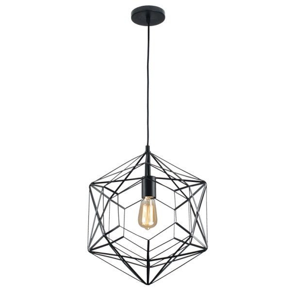 BEDFORD WIRE GRID PENDANT - Lighting.co.za