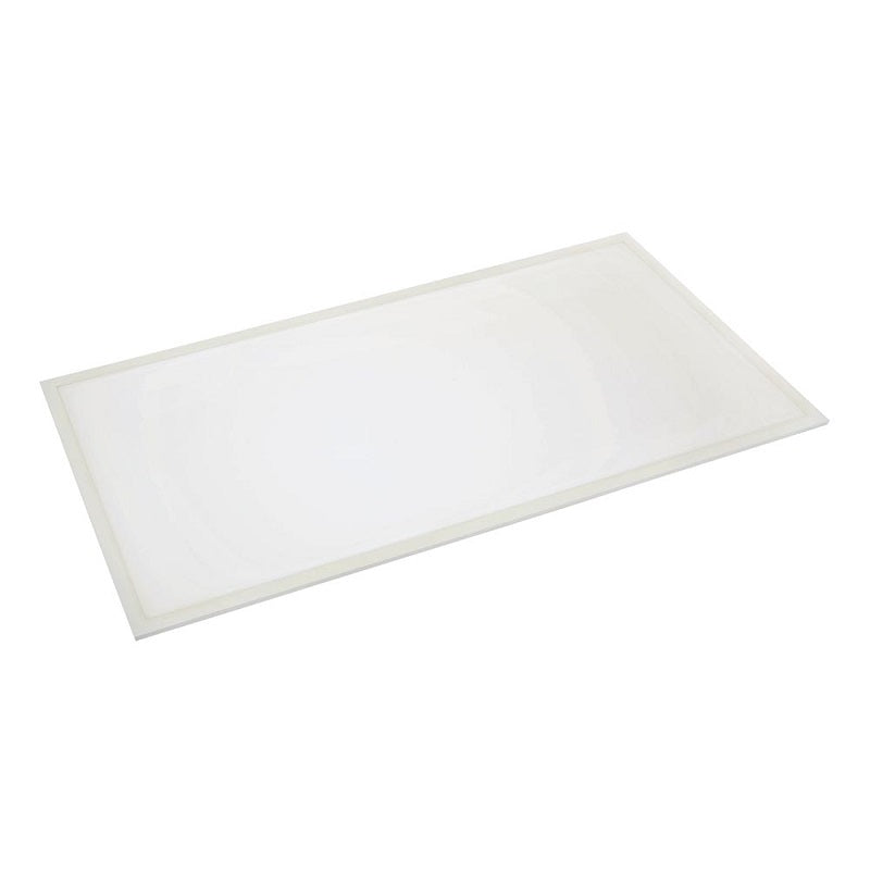 Rectangular White 72W 4000K LED Panel Light - Lighting.co.za