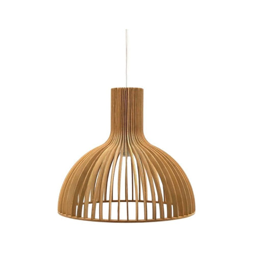 Willow Dome Wooden Pendant Light - Lighting.co.za