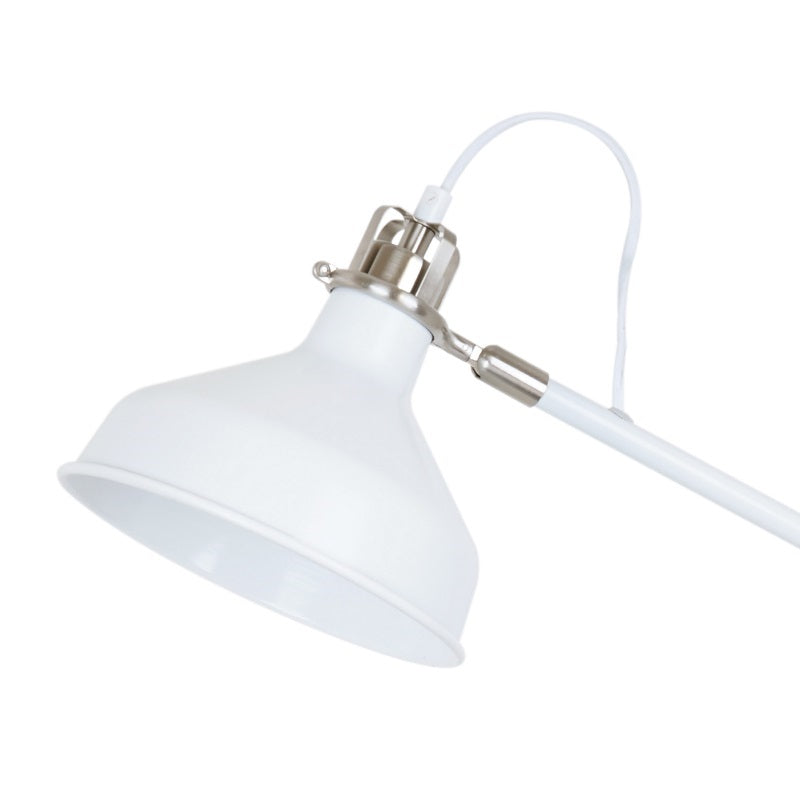 Anna White or Grey Adjustable Desk Lamp - Lighting.co.za