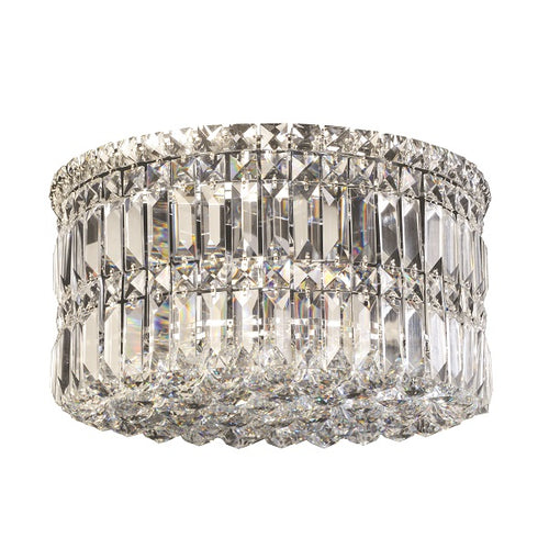 Dawn 6 | 8 Light Round K9 Crystal Ceiling Light - Lighting.co.za