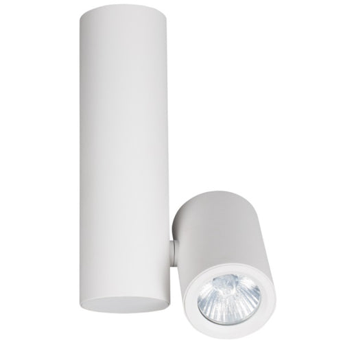 NEWPORT 1L ADJUSTABLE GU10 SURFACE MOUNT SPOTLIGHT - Lighting.co.za