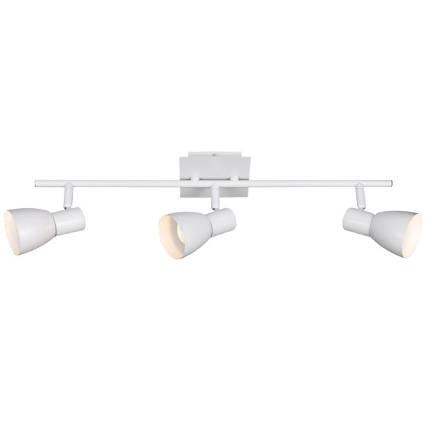 Urban Matt White GU10 3L Spotlight - Lighting.co.za