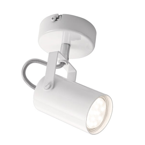 VIDA ADJUSTABLE GU10 1L SPOTLIGHT - Lighting.co.za