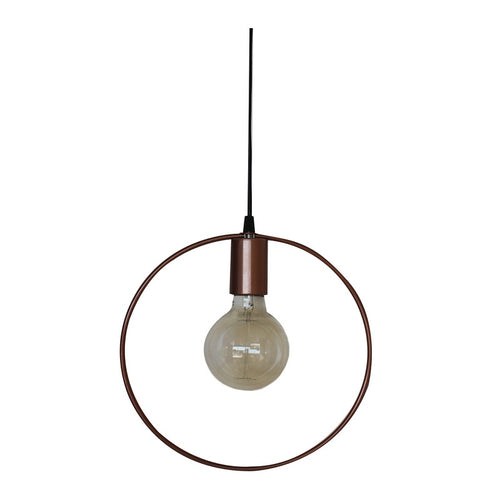Halo Open Ring Pendant Light - Lighting.co.za