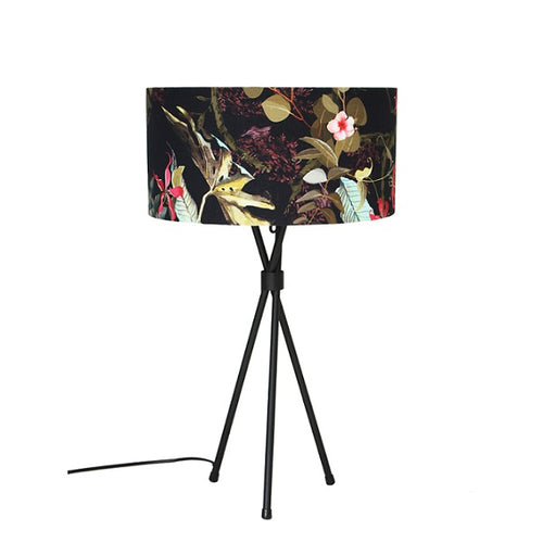 HIBISCUS TRIPOD TABLE LAMP - Lighting.co.za