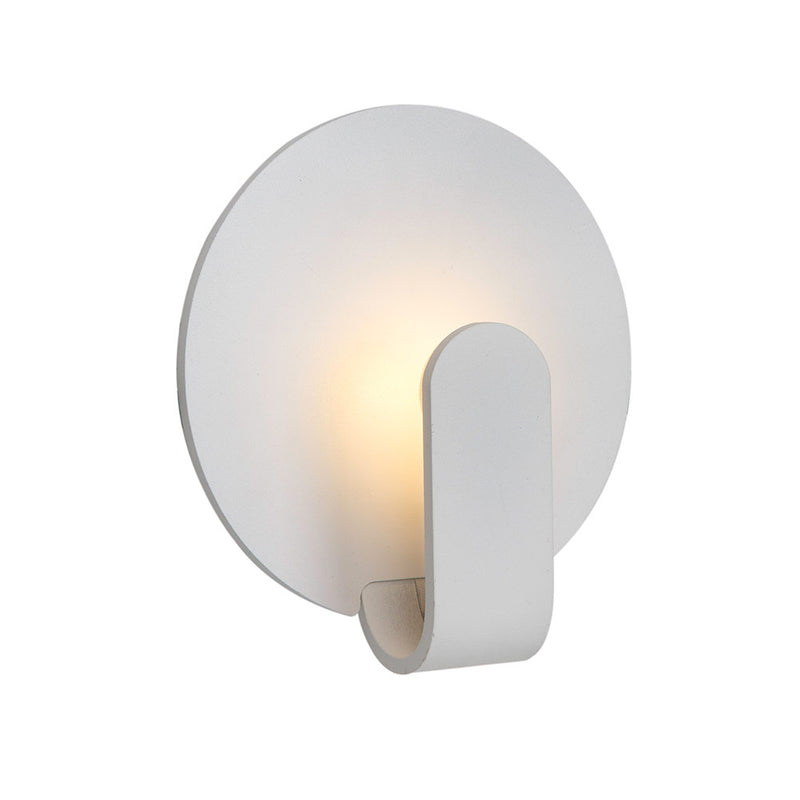 POWER ON LED WALL LAMP ROUND | SQUARE OPTION - Lighting.co.za