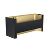 Feloniche 10 Watt Black and Gold or White LED Wall Light - Lighting.co.za