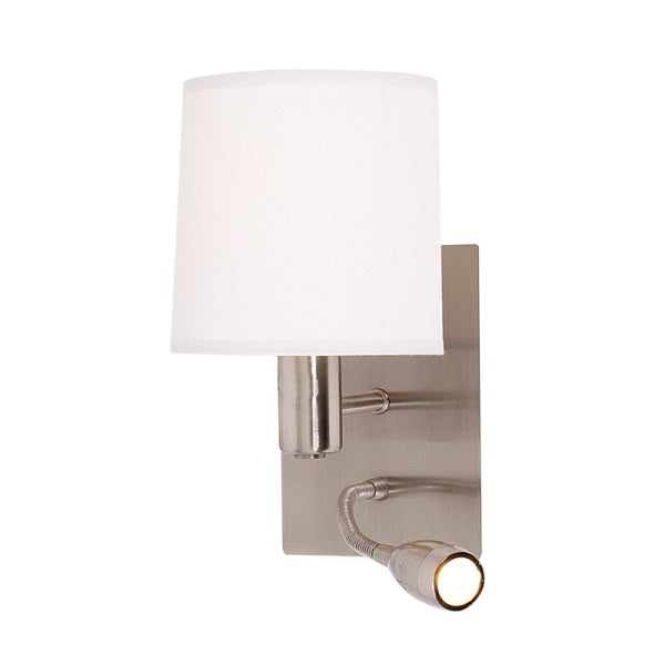 TIDA BEDSIDE READING LIGHT WITH LED - Lighting.co.za