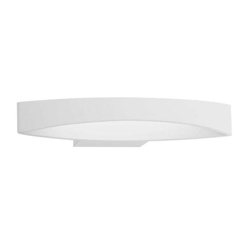 AXEL 6 W or 12 W LED WHITE WALL LIGHT - Lighting.co.za