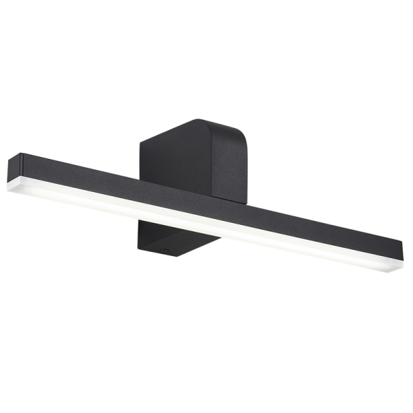 Derby Black Picture Or Mirror Wall Light - Lighting.co.za