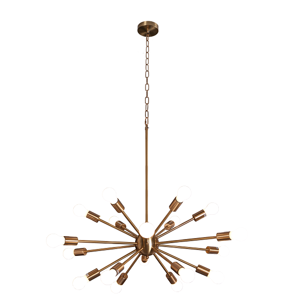 SUPERNOVA MEDIUM PENDANT 18 LIGHT - Lighting.co.za