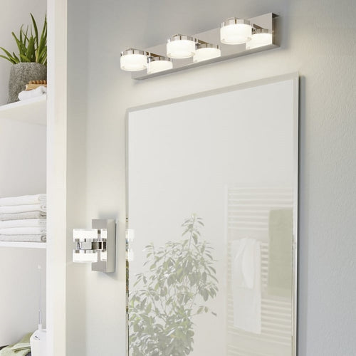 Romendo LED 2 or 3 Light Linear Bathroom Mirror Wall Light - Lighting.co.za