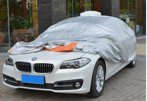 Batipo Automatic Car Cover