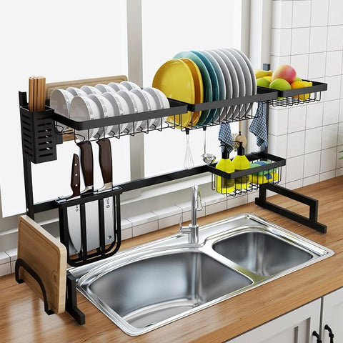 Batipo Smart Stainless Steel Kitchen Drain
