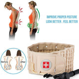 Batipo Pain-Relief Lumbar Decompression Belt