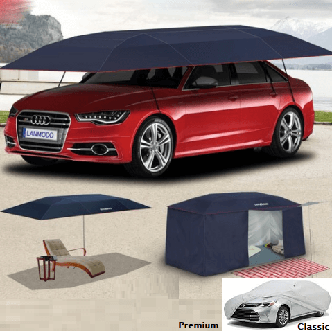 Batipo Folding Portable Car Protection Awning