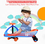 Load image into Gallery viewer, Uenjoy Ride On Car, No Batteries, Gears or Pedals, for 3 to 6 Years Old
