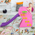 Load image into Gallery viewer, Uenjoy Kids Climber Slide Toddler, Freestanding Slide Playset