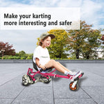 Load image into Gallery viewer, Uenjoy Adjustable Hoverboard Seat Attachment Go Kart Accessories
