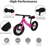 Load image into Gallery viewer, Uenjoy Kids Balance Bike No Pedal Bicycle for 2-4 Years Old, Pink 4