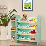 Load image into Gallery viewer, Kids Toy Storage Rack - Uenjoy